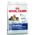 Корм Royal Canin Maxi Starter Mother & Babydog, 15 кг