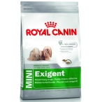 Корм Royal Canin Mini Exigent, 0,8 кг
