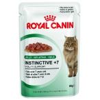 Корм Royal Canin Instinctive +7 (в желе), 0,085 кг