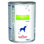 Корм Royal Canin Diabetic special Low Carbohydrate Canine, 0,41 кг