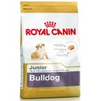 Корм Royal Canin Bulldog Junior для щенков английского бульдога до 12 мес., 12 кг