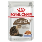 Корм Royal Canin Ageing +12 (в желе), 0,085 кг