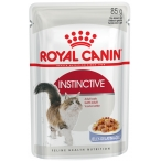 Корм Royal Canin Instinctive (в желе), 85 г