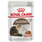 Корм Royal Canin Ageing +12 (в соусе), 0,085 кг