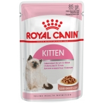 Корм Royal Canin Kitten Instinctive (в соусе), 0,085 кг