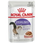 Корм Royal Canin Sterilised (в соусе), 0,085 кг