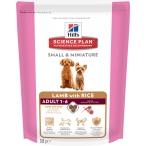 Корм Hill's Science Plan Small & Miniature для собак мелких и миниатюрных пород от 1 до 6 лет ягненок с рисом 10514, 300 г