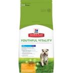 Корм Hill's Science Plan Youthful Vitality для собак мелких пород старше 7 лет для борьбы с возрастными изменениями с курицей и рисом 10985, 2.5 кг