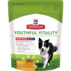 Корм Hill's Science Plan Youthful Vitality для собак средних пород старше 7 лет для борьбы с возрастными изменениями с курицей и рисом 10987, 750 г