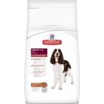 Корм Hill's Science Plan Advanced Fitness для собак мелких и средних пород от 1 до 7 лет ягненок с рисом 9267, 12 кг