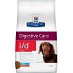 Корм Hill's Prescription Diet i/d Stress Mini Digestive Care для собак мелких пород для здоровья ЖКТ и при стрессе с курицей 10469, 1.5 кг