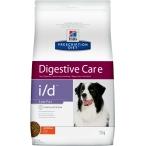 Корм Hill's Prescription Diet i/d Low Fat Digestive Care для собак диета для поддержания здоровья ЖКТ и поджелудочной железы с курицей 1809, 12 кг