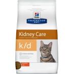 Корм Hill's Prescription Diet k/d Kidney Care для кошек диета для поддержания здоровья почек с курицей 4308, 5 кг
