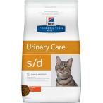 Корм Hill's Prescription Diet s/d Urinary Care для кошек диета для поддержания здоровья мочевыводящих путей курица 4322, 5 кг