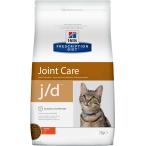 Корм Hill's Prescription Diet j/d Joint Care для кошек диета для поддержания здоровья суставов курица 6135, 2 кг
