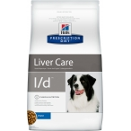 Корм Hill's Prescription Diet L/d Liver Care для собак диета для поддержания здоровья печени 7339, 5 кг