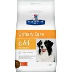 Корм Hill's Prescription Diet c/d Urinary Care для собак диета для поддержания здоровья мочевыводящих путей курица 8654, 2 кг