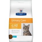 Корм Hill's Prescription Diet c/d Multicare Urinary Care для кошек для поддержания здоровья мочевыводящих путей с океанической рыбой 9184, 1.5 кг