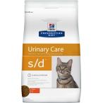 Корм Hill's Prescription Diet s/d Urinary Care для кошек диета для поддержания здоровья мочевыводящих путей курица 9189, 1.5 кг