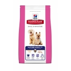 Корм Hill's для пожилых собак малых и миниатюрных пород с курицей (Mature Adult 7+Small&Miniature ) 2826T, 1,5 кг