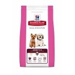 Корм Hill's для взрослых собак малых и миниатюрных пород с курицей (Adult Small&Miniature) 2822, 3 кг