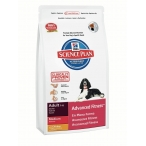 Корм Hill's Canine Adult Advanced Fitness Medium with Chicken для взрослых собак с курицей: средние гранулы 3266T, 2,5 кг