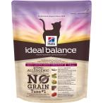 Корм Hill's Ideal Balance No Grain натуральный беззерновой корм для кошек от 1 года до 7 лет с тунцом и картофелем 10725, 300 г