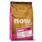 Корм NOW FRESH Grain Free Adult Cat Food Беззерновой для Взрослых Кошек с Индейкой, Уткой и овощами 31/18, 3,63 кг