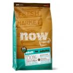 Корм NOW FRESH Grain Free Large Breed Adult Recipe Беззерновой для Взрослых собак Крупных пород с Индейкой, Уткой и овощами 27/13, 11,35 кг
