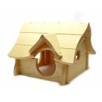 "Benelux Деревянный домик для грызунов ""Чарли"", 39*36*27 см (Rodent house wood charly) 3449, 1,5 кг"