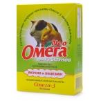 Астрафарм Омега Нео витамины д/грызунов с биотином 50гр (13019), 0,05 кг