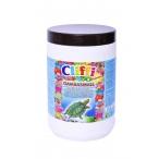 Cliffi для черепах, мелкие сушеные креветки, 1000мл (Gambasmall) PCAA311, 130 г