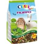 Cliffi для Кроликов (Filippo Superior for dwarf rabbits) PCRA024, 900 г