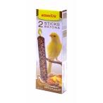 Benelux Лакомые палочки с бисквитом для канареек (Seedsticks canary Biscuit x 2 pcs) 16214, 0,11 кг