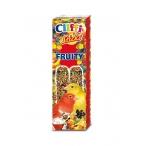 Cliffi Лакомства для Канареек: палочки с фруктами и медом (Sticks Canaries with Fruit and Honey) PCOA411, 0,06 кг