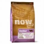 Корм NOW FRESH Grain Free Senior Cat Food Recipe Контроль веса - Беззерновой для Кошек с Индейкой, Уткой и овощами 30/14, 1.82 кг