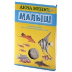Аква Меню Корм Малыш 650010, 15 г