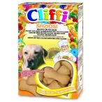 """Cliffi Лакомство для собак """"Бисквиты с кальцием"""" (Sfiziosi) PCAT209, 0,4 кг"""