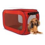 Kitty City Переносной домик для собак малых пород 66*37*37 см, полиэстер (Portable dog kennel small) PL0009, 0,44 кг
