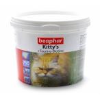 Beaphar Витамины д/кошек с таурином и биотином, сердечки (Kitty's Taurine + Biotin), 750шт. (12597), 0,65 кг