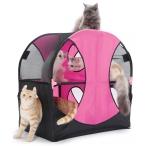 """Kitty City Игровой комплекс для кошек: Колесо обозрения. """"Wheel of Fun"""": 66*66*43см (pl0229), 1,35 кг"""