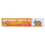 Апи-Сан Дирофен От глистов для грызунов: паста (тыкв.масло), 0,005 кг