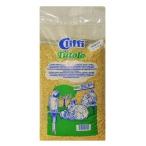"""Cliffi Кукурузный наполнитель """"Цитрус"""" для грызунов: 100% органик (Tutolo) PCRS011, 4,5 кг"""