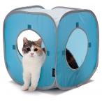 "Kitty City Домик для кошек Кубик Рубик. ""Kitty Play Cube"": 38*38*38см (pl0057), 0,18 кг"