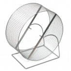 Yami-Yami Колесо д/грызунов, метал.сетка, 25см (3153), 0,305 кг