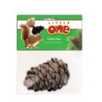 Little One Кедровая шишка - лакомство-игрушка для всех видов грызунов, 0,05 кг