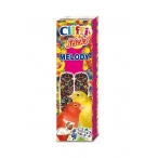 Cliffi Лакомства для Канареек: палочки с яйцом и медом (Sticks Canaries with eggs and honey) PCOA409, 0,06 кг