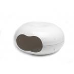 "Moderna Домик-лежак ""пончик"" с мягкой подушкой, 49х46х26см, 1,1 кг"