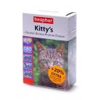 Beaphar Комплекс витаминов для кошек (Kitty's Mix),180шт. (12506), 0,151 кг