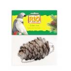 Rio Лакомство-игрушка Кедровая шишка для крупных и средних попугаев, 0,05 кг